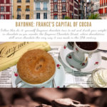 Bayonne Chocolate Tour Pinterest Pin